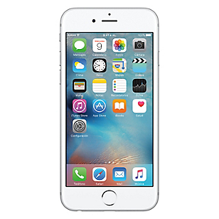 iPhone 6S 16GB Silver Liberado
