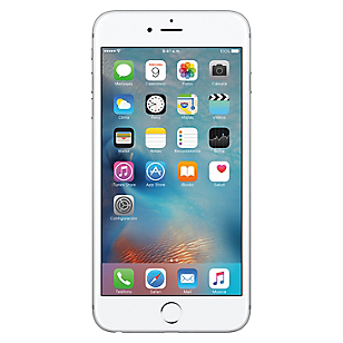 iPhone 6S Plus 64GB Silver Liberado
