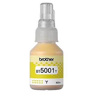 Tinta Brother BT5001 Y Amarillo