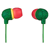 Aud�fono In Ear Little Bird Rasta