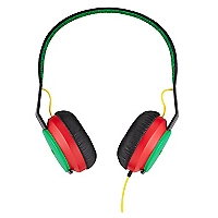 Aud�fono On Ear Roar Rasta