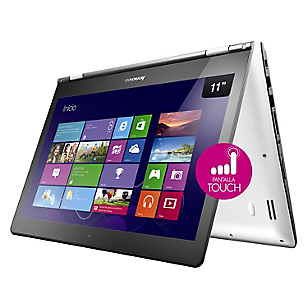 Notebook Convertible 2en1 Intel Celeron 2GB RAM-32GB DD 11,6