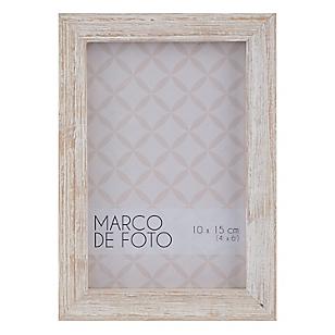 Marco de Foto de Madera