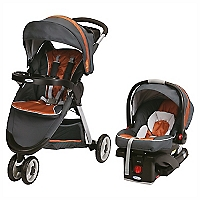 Graco Coche Travel System Jogger Tange 6084