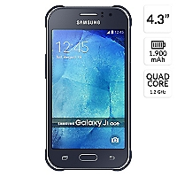 Smartphone Galaxy J1 LTE Negro Entel
