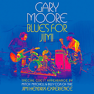 Vinilo Gary Moore Blues For Jimi