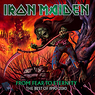 Vinilo Iron Maiden From Fear To Eternity