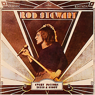 Vinilo Rod Stewart Every Picture Tells