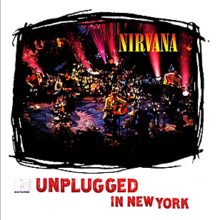 Vinilo Nirvana Mtv (Logo) Unplugge