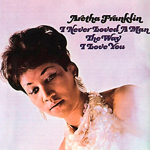 Vinilo Aretha Franklin I Never Loved A Man