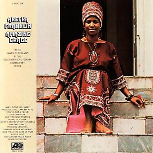 Vinilo Aretha Franklin Amazing Grace