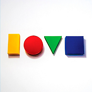 Vinilo Jason Mraz Love Is A Four