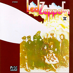 Vinilo Led Zeppelin Led Zeppelin Il