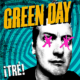 Vinilo Green Day Tre!