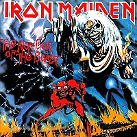 Vinilo Iron Maiden The Number Of The Beast