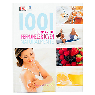 Libro 1001 Formas de Permanecer Joven