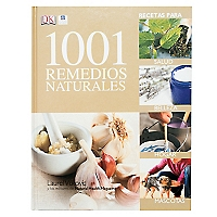 Libro 1001 Remedios Naturales