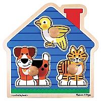 Mi Primer Puzzle Mascotas