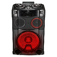 Minicomponente Bluetooth OM9550 1500 Watts