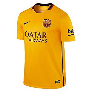 Camiseta F.C. Barcelona Suplente