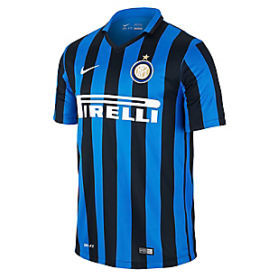 Camiseta Inter de Milán Azul