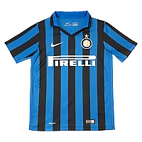 Camiseta Ni�o Local Inter de Mil�n