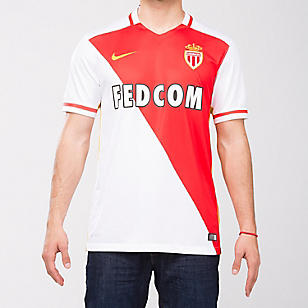 Camiseta Club Mónaco Roja