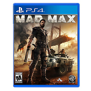 Juego MAD MAX  PS4