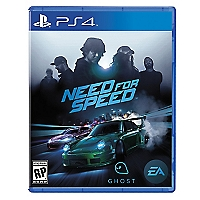 Need For Speed PS4