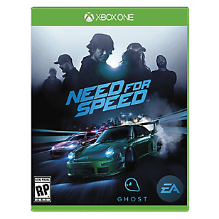 NEED FOR SPEED XB1