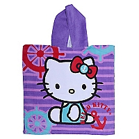 Toalla de Playa  Hello Kitty Saylor 300 gr
