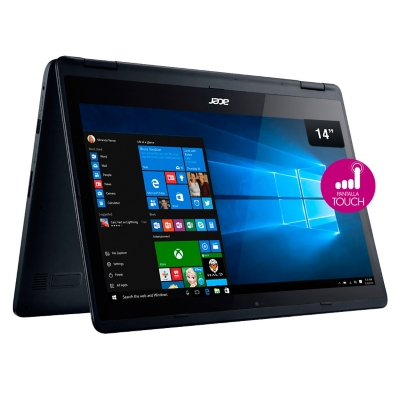 Notebook Convertible 2en1 360° Intel Core i7 8GB RAM 256GB DD 14