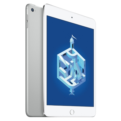 iPad Mini 4 Apple MK9H2CI/A 64GB S Plata