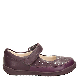 Zapato Niña Softly Ida Fst Purple