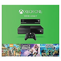 Xbox One 500GB + Kinect + Zoo Tycoon + Dc Spotlight + Ks