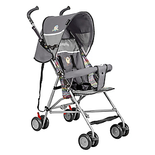 Coche Paragua Baby Looney Tunes Gris 1400