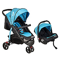 Coche Travel System Azul Rs-13661