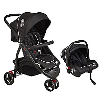 Coche Travel System Negro Rs-13661