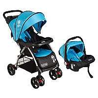 Coche Travel System Azul Rs-13662