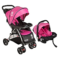 Coche Travel System Fucsia Rs-13662