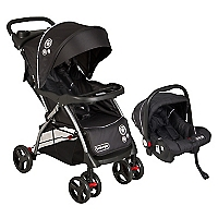 Coche Travel System Negro Rs-13662