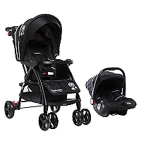 Coche Travel System Negro Rs-13663