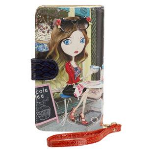 Billetera Cupcake girl