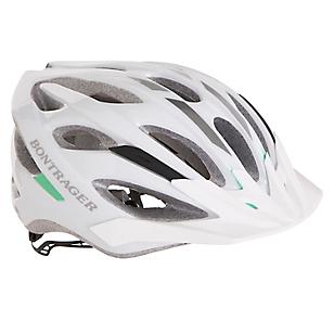 Casco Bicicleta Solstice WSD Blanco-Verde S-M