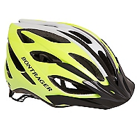 Casco Bicicleta Solstice Youth Amarillo-Blanco