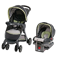 Coche Travel System Connect 4906 Gris V