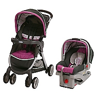 Coche Travel System Connect 4904 Gris R