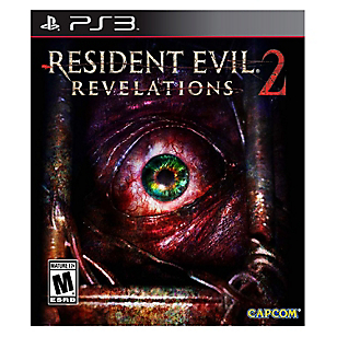Resident Evil Revelations 2 PS3 - Us