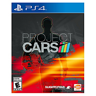 Project Cars PS4 - Us