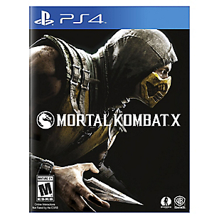 Mortal Kombat X PS4 - Us